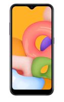 Samsung Galaxy M01 3/32Gb, черный