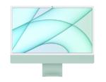 """Apple iMac 24"""" Retina 4,5K, (M1 8C CPU, 7C GPU), 8 ГБ, 256 ГБ SSD, зеленый (MJV83)"""