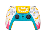 Геймпад для PS5 Rainbo DualSense Ice banana