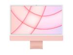 """Apple iMac 24"""" Retina 4,5K, (M1 8C CPU, 7C GPU), 8 ГБ, 256 ГБ SSD, розовый (MJVA3)"""