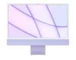 "Apple iMac 24"" Retina 4,5K, (M1 8C CPU, 8C GPU), 8 ГБ, 256 ГБ SSD, фиолетовый (Z130)"