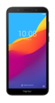 Honor 7S 1/16Gb, черный