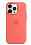Чехол Apple iPhone 13 Pro Silicone Case MagSafe Pink Pomelo