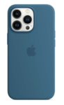 Чехол Apple iPhone 13 Pro Max Silicone Case MagSafe Blue Jay