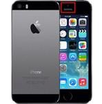 Чистка сетки разговорного динамика iPhone 5S