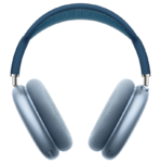Apple AirPods Max, голубое небо