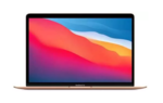 Apple MacBook Air (M1, 2020) 16 ГБ, 512 ГБ, золотой (Z12B)