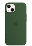 Чехол Apple iPhone 13 mini Silicone Case MagSafe Clover