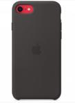 Чехол Silicon case iPhone SE 2020, черный