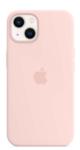 Чехол Apple iPhone 13 mini Silicone Case MagSafe Chalk Pink