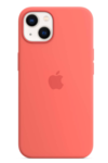 Чехол Apple iPhone 13 mini Silicone Case MagSafe Pink Pomelo