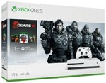 Xbox One S 1 ТБ + Gears 5