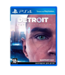 Игра для PS4 Detroit: Become Human