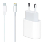 Адаптер питания/СЗУ + кабель Type-C для Apple iPhone Копия
