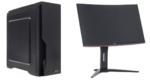 Игровой ПК (DEXP) + Монитор 144Hz (AOC)