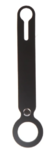 Брелок-подвеска Loop для AirTag, черный