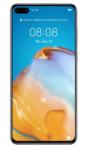 Huawei P40 6/128GB, мерцающий серебристый
