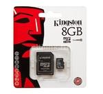 Карта памяти Micro SD 8Gb