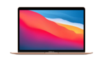 Apple MacBook Air (M1) 16 ГБ, 512 ГБ, золотой (Z12A0008R)