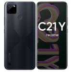 Realme C21Y 4/64Gb, черный