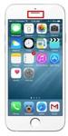 Чистка сетки разговорного динамика iPhone 6S Plus