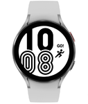 Часы Samsung Galaxy Watch 4 44мм, серебро