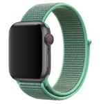 Нейлоновый ремешок для Apple Watch 42/44 мм, зеленый