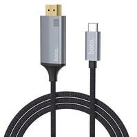 Кабель Hoco Type-C HDMI Adapter UA13 1.8 м