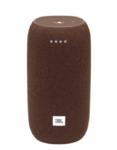 Умная колонка JBL Link Portable с Алисой, коричневая