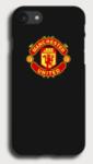 """Чехол силиконовый """"Manchester United"""" iPhone 7/8, прозрачный"""