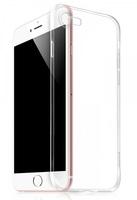 Чехол силиконовый прозрачный iPhone 7/iPhone 8