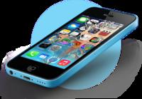 Замена дисплея (модуля) на iPhone 5С оригинал