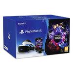Шлем виртуальной реальности Sony PlayStation VR + Camera + игра VR Worlds