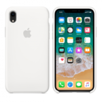 Чехол Silicon case iPhone XR, белый