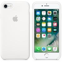 Чехол Silicon case iPhone 7/iPhone 8, белый