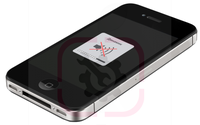 Замена динамика (если вы ничего не слышите) на iPhone 4/4S