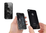 Замена задней крышки iPhone 4/4S