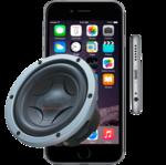 Замена динамика (если вы не слышите звонок) iPhone 6S